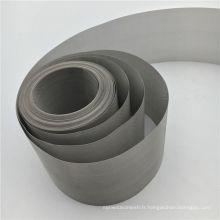Treillis métallique ultra fin 304 304L 316 316L en acier inoxydable pour l'impression
