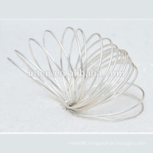 Decorated Jewelry Fine silver wires