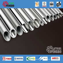 317L Round/Square Stainless Steel Pipe/Tube