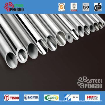 430 en stock Hoja / tubería de acero inoxidable