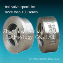 Pn40 Disc Type Wafer Check Valve