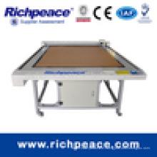 Richpeace flatbed paper Cutting Machine