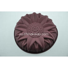 Eco-friendly Silicone Mold Sunflower Pan Party Baking Tool