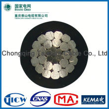 Professional Factory Supply!! High Purity overhead soft drawn aluminum conductor steel reinforced