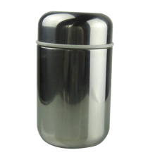 Wide Mouth Stainless Steel Vacuum Food Jar