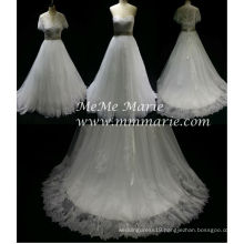 Wedding Dresses for Sale Online Lace Fabric Shawl Dresses Sweetheart Bridal Gown BYB-14564