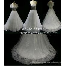 Свадебные платья для продажи онлайн кружева ткань платья шаль платье милая БЫБ-14564 для новобрачных