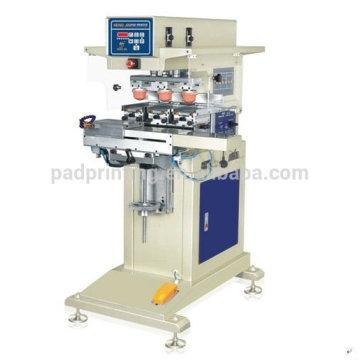 Hochpräzise Fabrik Preis 3 Farben automatischer Auflage Drucker mit Shuttle Modell HP-160C