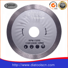 Sintered Continuous Saw Blade: 115mm