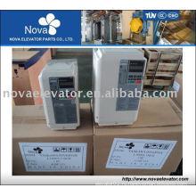Инвертор L1000A Yaskawa, электрические части лифта