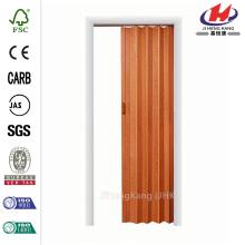 JHK-F01 DTY PVC armoire penderie porte intérieure