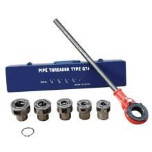 "HLD-Q74 Kit de trinquete de tubo de trinquete 1/4 ""a 1"""