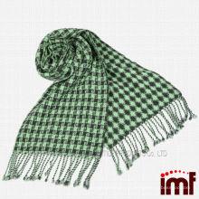 Толстый кашемировый шарф