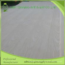 Calidad excelente 3A Grado 1.8-3.6mm madera contrachapada de China de Linyi
