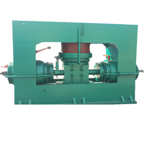 Welded Tee Cold Making Machine