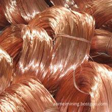 Copper Scrap, 99.9%, Purity: Cu up to 99.9%, 97%, 95%-96%