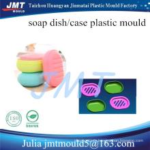 fabricante de herramientas de molde de inyección de plástico de jabón bien diseñado plato