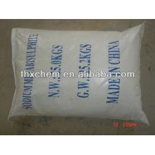 Metabisulfite de sodium de qualité supérieure 98% min grade alimentaire