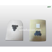 NIJ 0101.06 Plaque de blindage en céramique de niveau III -IV