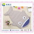Plush Baby Softy Sleeping Bag/Shark Sleeping Bag