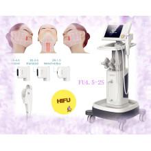 Pele de Hifu que aperta o equipamento de levantamento do corpo do emagrecimento da face (FU4.5-2S)