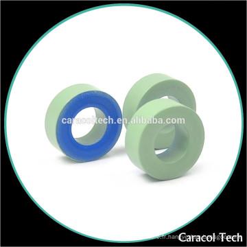 Noyau magnétique de noyau d'anneau de poudre molle de CT225-52 pour l'électronique d'éclairage et de voiture