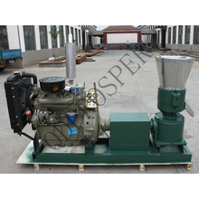 CE Factory Price Rice Bran Animal Pet Pig Dog Feed Pellet Making Machine (SS-230A SS-300A SS-360A)