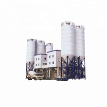 Large Capacity Concrete Batching Plants