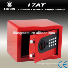 Mini size safe, deposit box with bright colors for sale