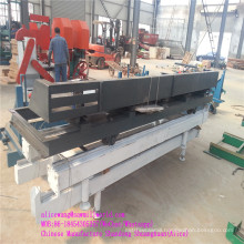 High Efficiency Portable Wood Sliding Table Saw