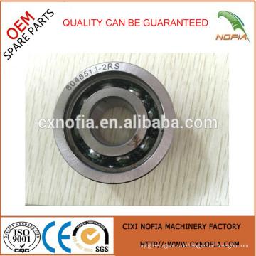 Maschinenteile 8048511-2RS Lagerschild gefettetes Kugellager für hohe Qualität