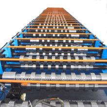 Rouleau de panneau de mur et de toit formant la machine