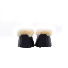 Botas Bell de piel de oveja sobre botas de alcance