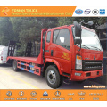 SINOTRUK HOWO 8tons flat bed truck sale