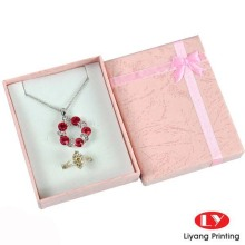 High quality packaging box paper jewelry box