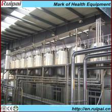 Ligne automatique de production de lait laitier avec 20 ans d'expérience