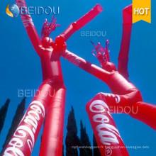 Inflatable Sky Tube Puppet Costume Publicité Gonflable Sky Dancers Air Dancer Skyman