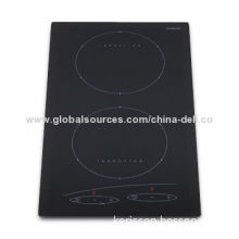 30cm Induction Hob with Ceramic Glass Top and Safety Lock