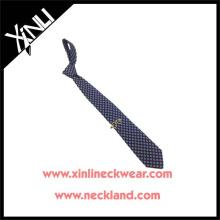 100% Handmade Perfect Knot Minion Custom Printed Necktie