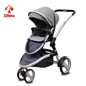 Baby Kinderwagen mit Rahmen und Regular Sitz