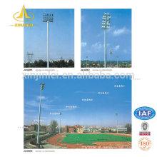 Torre de luz do estádio