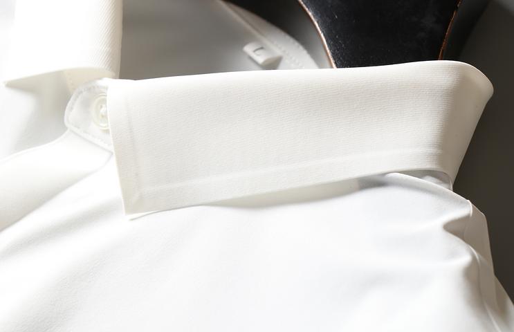 TPU hot melt adhesive film for clothing fabrics