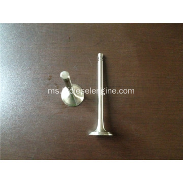 Deutz BF6L913 engine parts inlet valve and exhaust valve