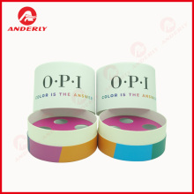 Custom Round Paper Box Cosmetic Packaging