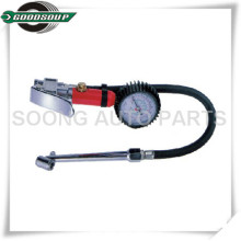 tire inflator gun/vehicle tools inflation gauge