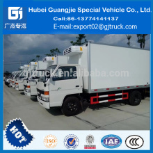 5tons Refrigeration truck for food transport made in China samll refriger truck