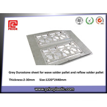Optical Grade Grey Durostone Sheets for Tin Furnace Jig