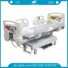 АГ-BY001 се ИСО медицинского пациента многофункциональная Больничная койка icu электрическая
