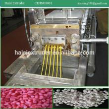 Máquina extrusora PP/PE/PA/PS CE fábrica preço co-rotação gêmeo parafuso