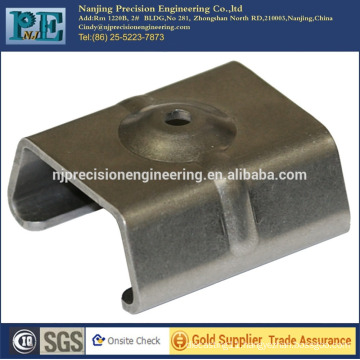 Custom sheet metal precision stamping part